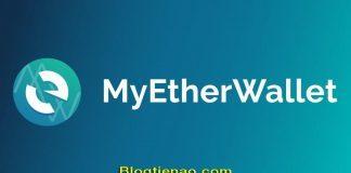 Ví Ethereum trên MyEtherWallet