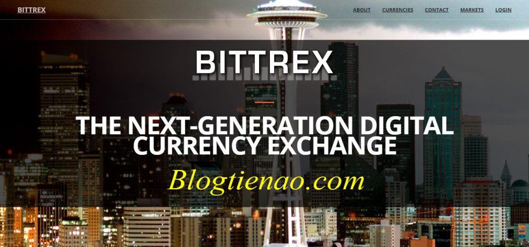 Bittrex交換