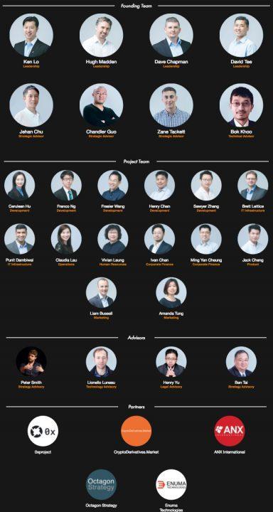 فريق تطوير مشروع OpenAnx