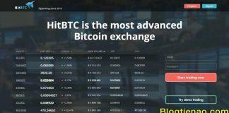HitBTC là gì? Giới thiệu về sàn giao dịch Bitcoin và tiền điện tử HitBTC