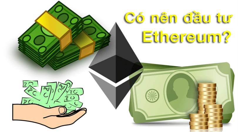 Ethereum-investering