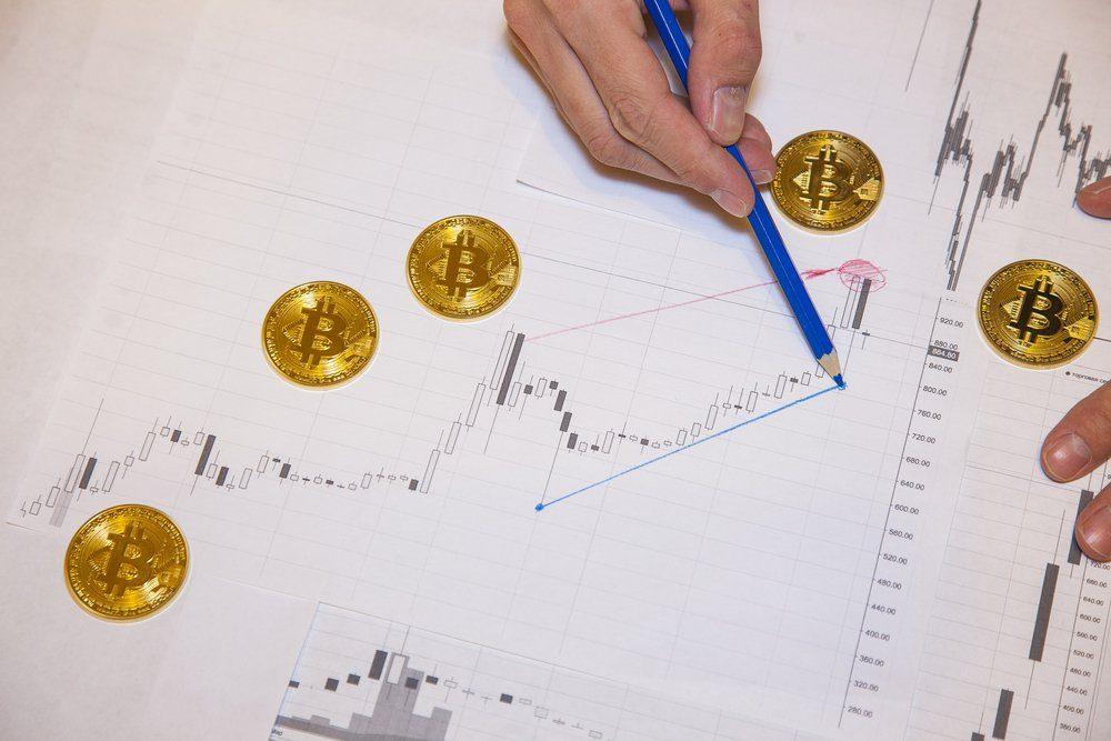 Giá Bitcoin tăng 8%
