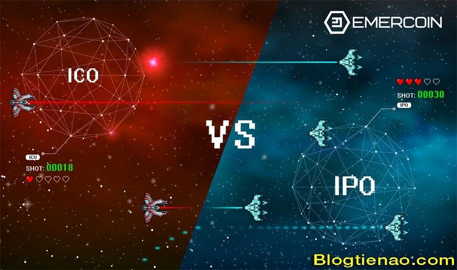 IPO và ICO