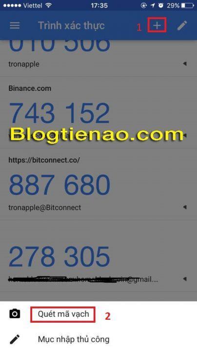 Zabezpečení účtu HitBTC. Foto 3