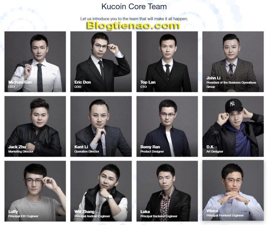 Team KuCoin