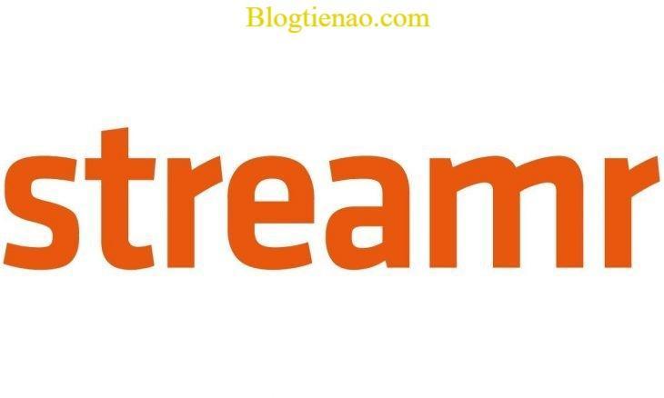 Streamr-DATAcoin