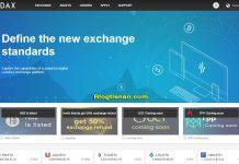 Hướng dẫn đăng ký tài khoản IDAX