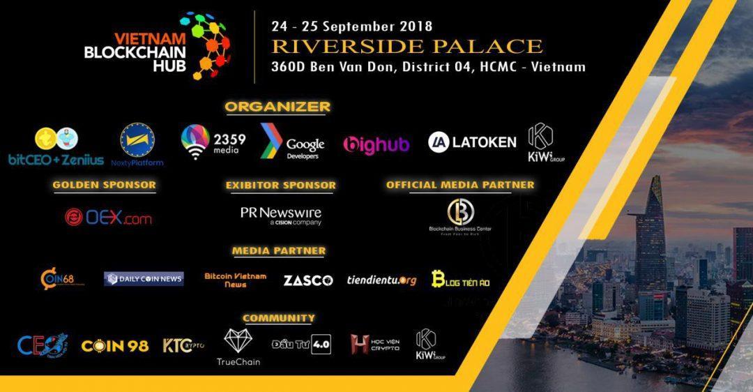 فيتنام Blockchain Hub 2018