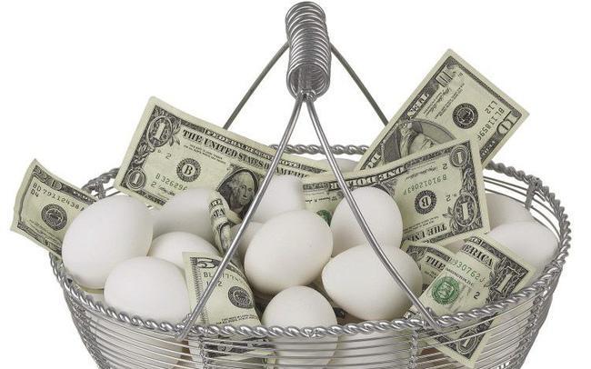 Đừng bỏ hết trứng vào 1 giỏ