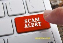 Tiền điện tử lừa đảo