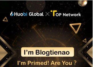 IEO Top Network, IEO đầu tiên từ Huobi Prime