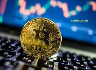 thị trường bitcoin tăng mạnh