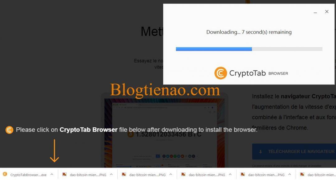 क्रिप्टो-Bitcoin-मुक्त cryptotab -1