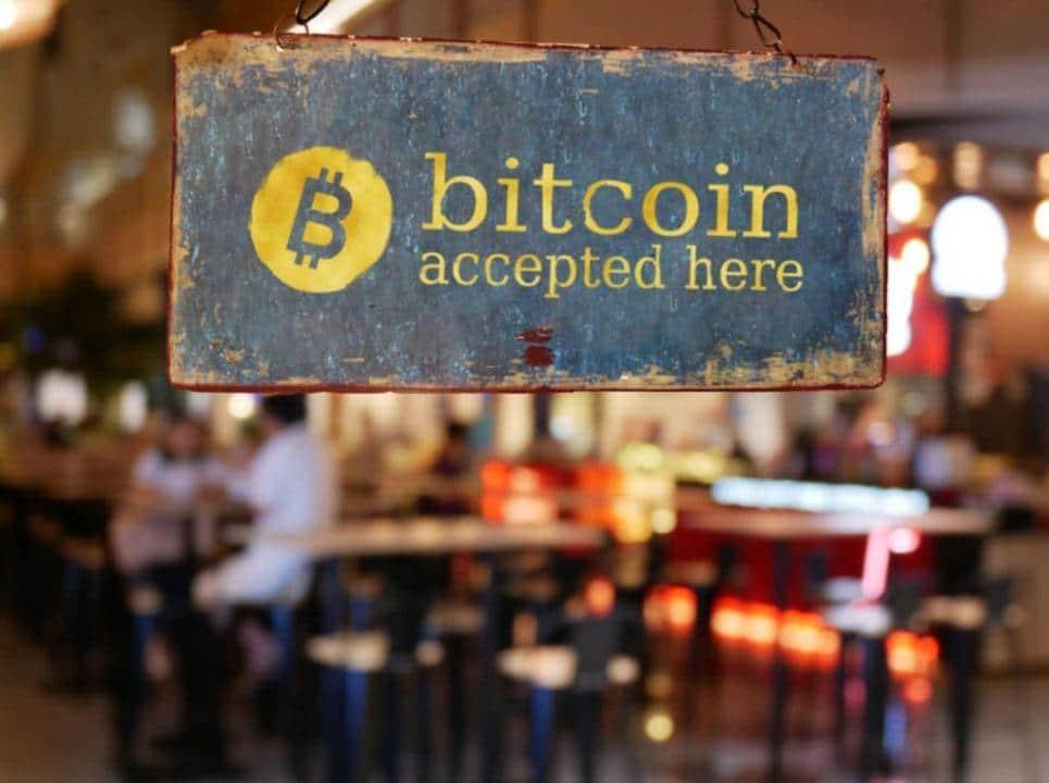 Chấp nhận thanh toán Bitcoin