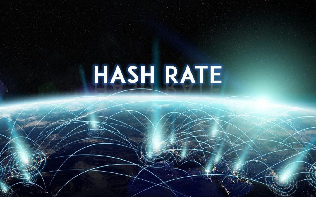 Hashrate của Bitcoin đang ở gần mức cao nhất mọi thời đại.