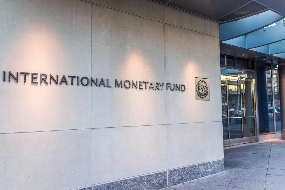 تشفير صندوق النقد الدولي