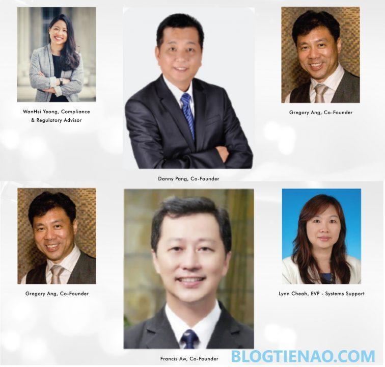 فريق أعضاء EXXA