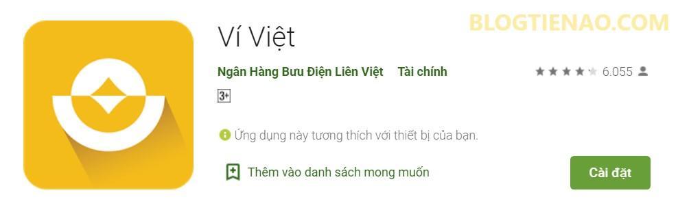 Приложение Vi Viet