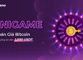 Mini game remi dự đoán giá bitcoin