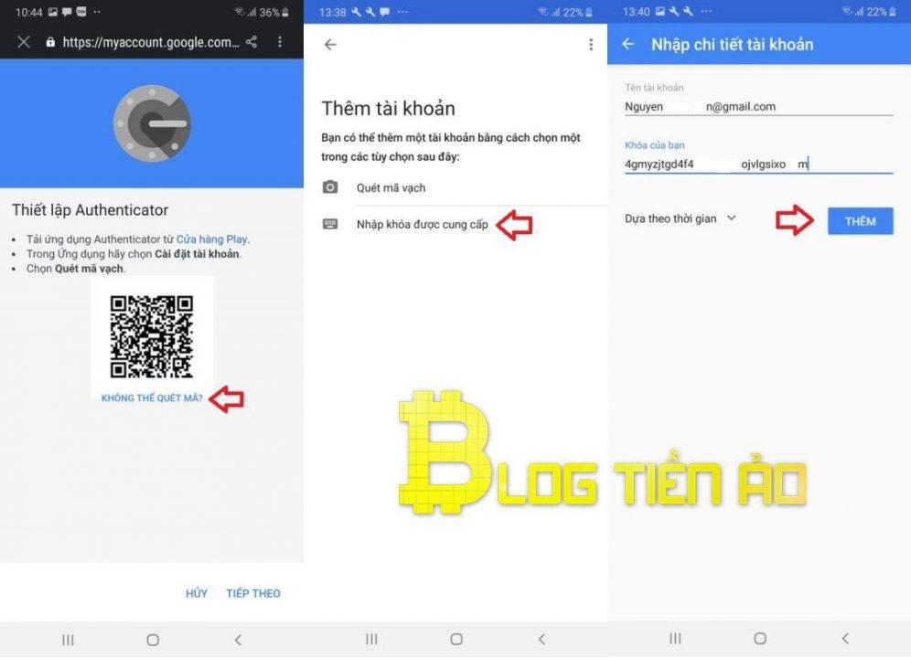 Πώς να χρησιμοποιήσετε το Google Authenticator