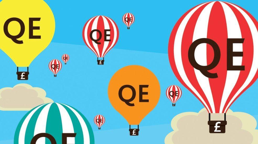 Nới lỏng định lượng (Quantitative Easing) là gì