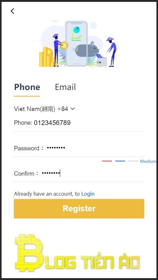 Εισαγάγετε τον καταχωρημένο αριθμό τηλεφώνου