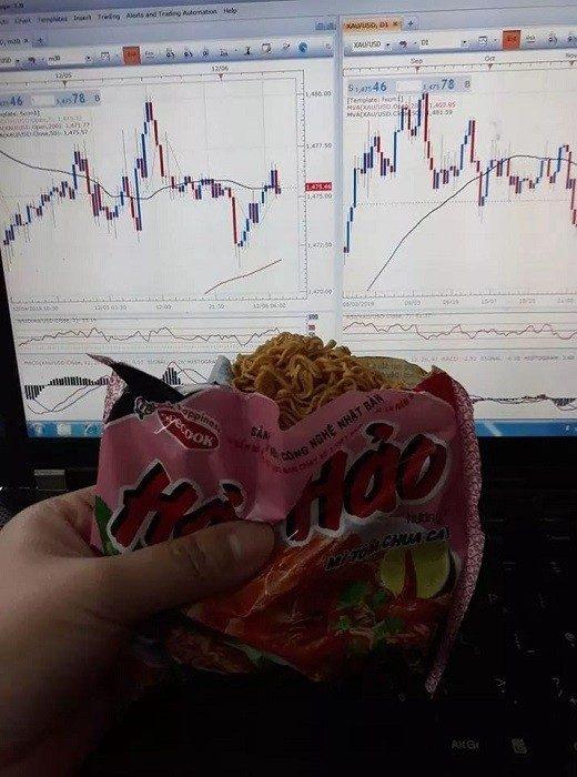 tâm sự crypto trader