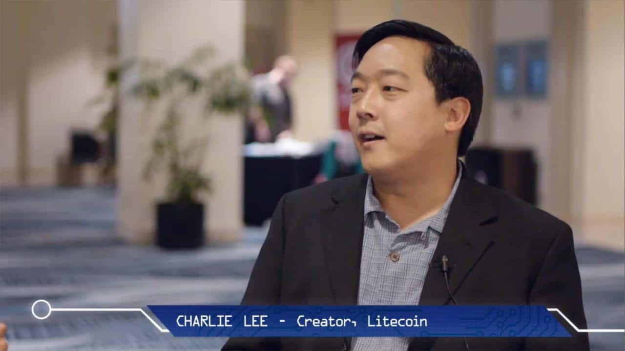 Charlie Lee, otec LTC