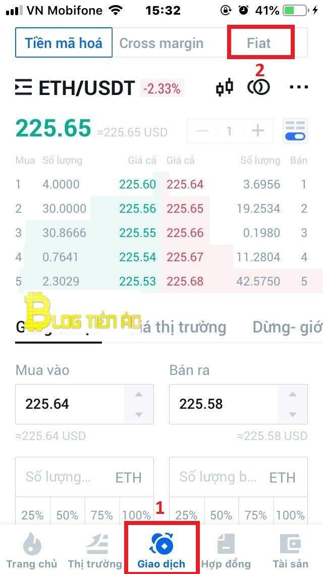 Trading Huobi OTC