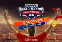 Thông báo về Giải Vô Địch Trading Thế Giới SnapEx (Tháng 3/2020)