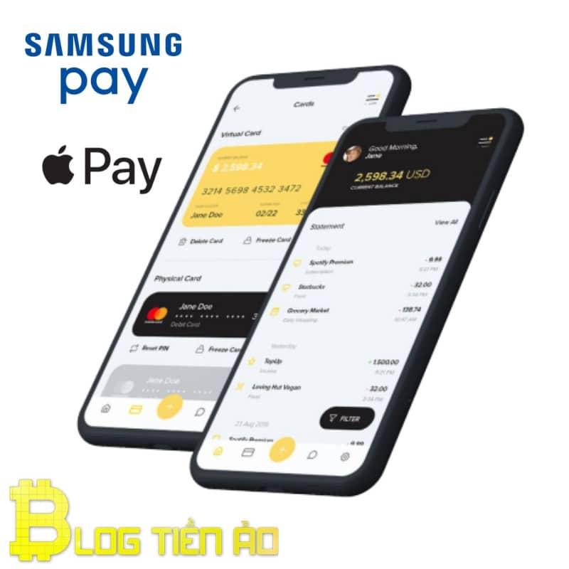 موبائل کی ادائیگی