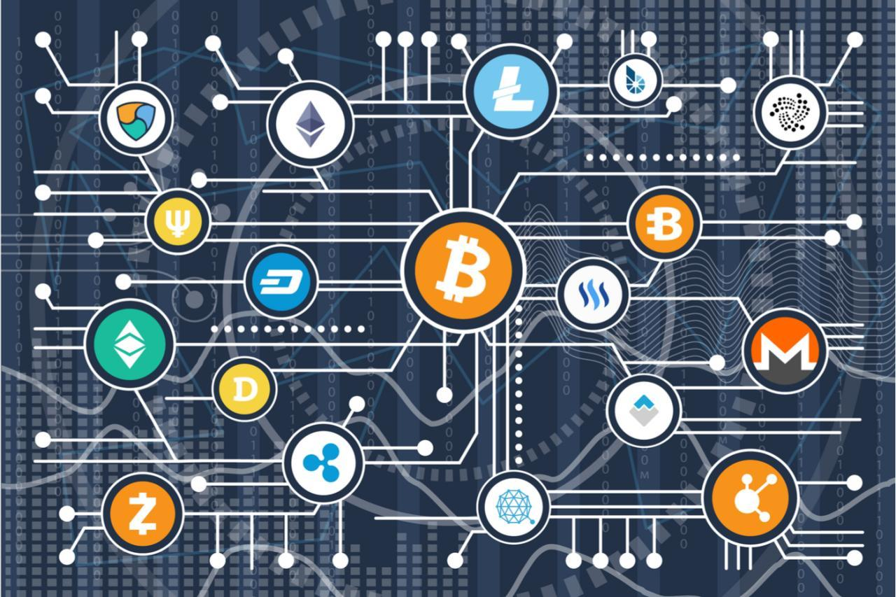 Ba loại tài sản đang thống trị khối lượng giao dịch trong thị trường tiền điện tử