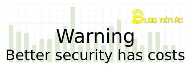 cảnh báo bao mat của bitcoin core