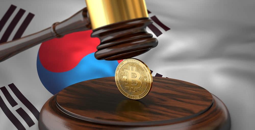 اعتبارًا من عام 2021 ، ستفرض كوريا الجنوبية ضريبة دخل الشركات من العملات الرقمية