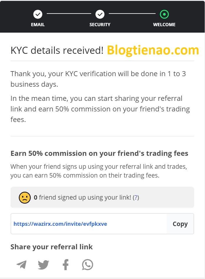 Перевірте KYC