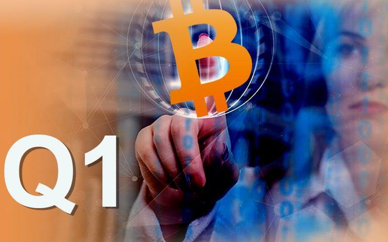 Přehled trhu kryptoměny q1 2020