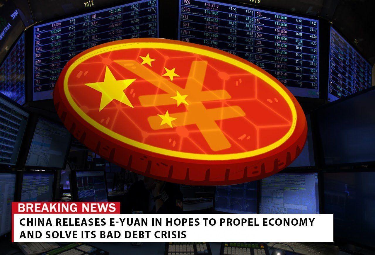 Trung Quốc chính thức phát hành đồng nhân dân tệ điện tử, chấm dứt sự thống trị của Bitcoin?