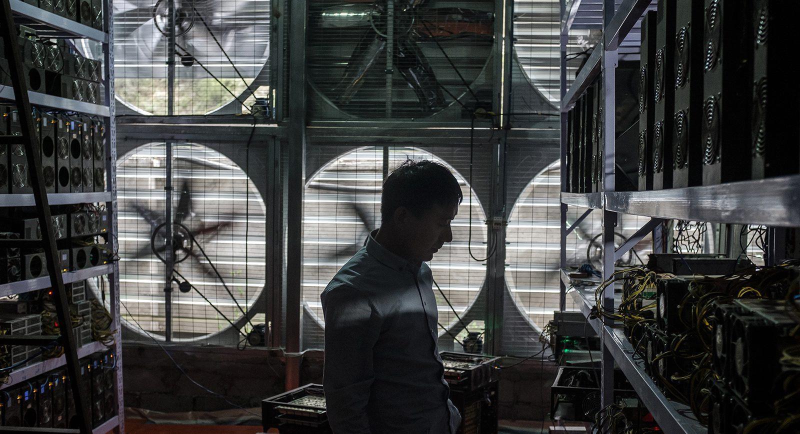 Trung Quốc đang tìm cách cấm các hoạt động khai thác tiền điện tử