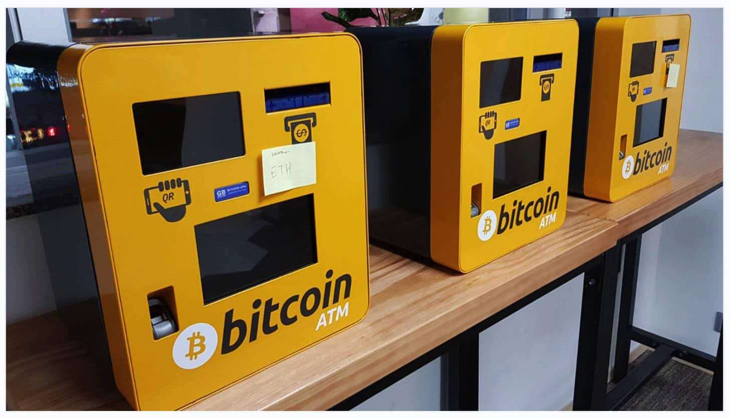 ATM bitcoin sẽ trở thành mục tiêu tiếp theo bị siết chặt