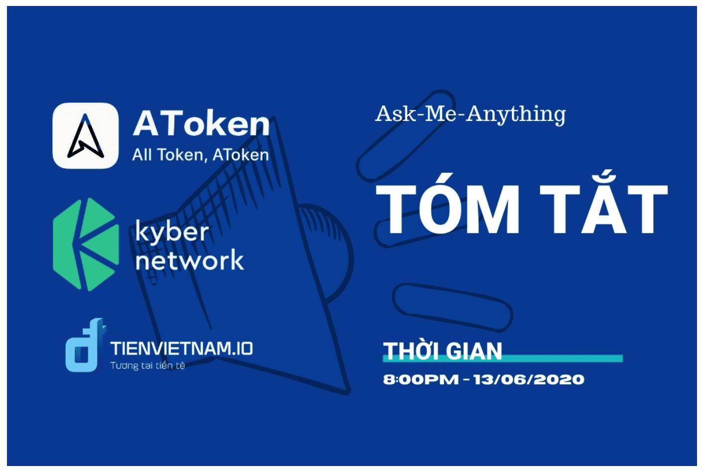 AMA AToken - Kyber Networ