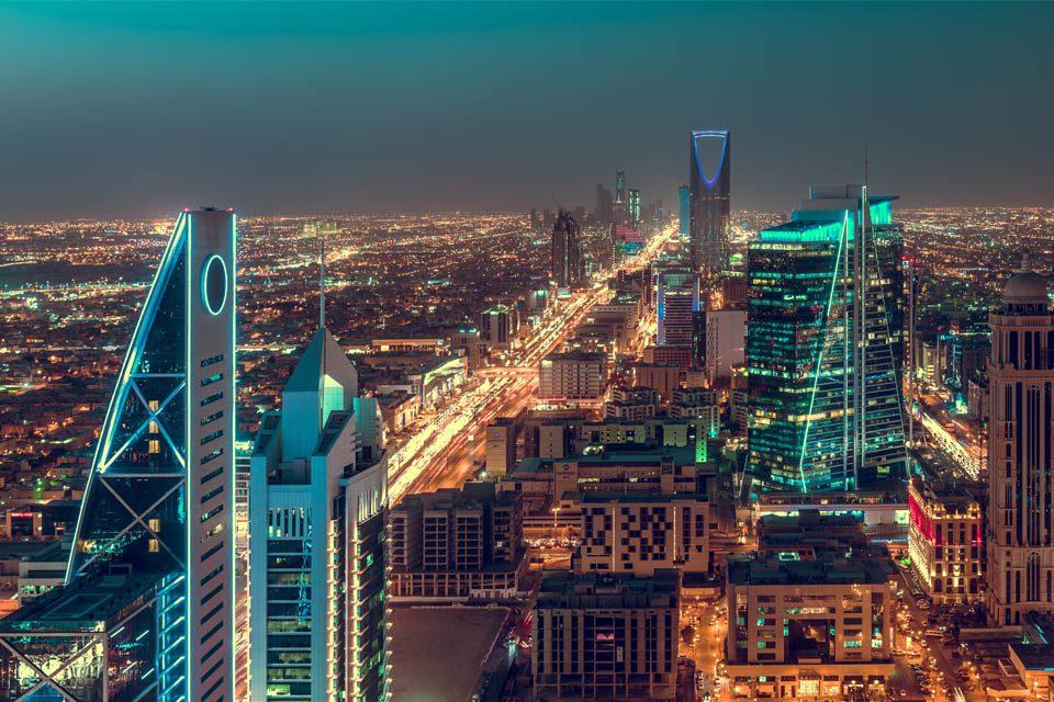 La Banque centrale d'Arabie saoudite transfère de l'argent avec Blockchain
