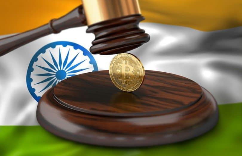 اقترحت وزارة المالية الهندية حظرًا على البيتكوين