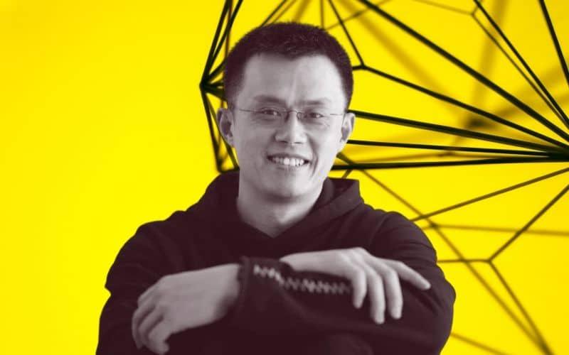 Changpeng Zhao(CZ)