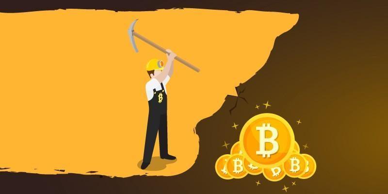 Seulement 19% du Bitcoin extrait est échangé sur le marché