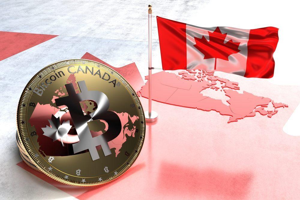تداول العملات المشفرة قانوني حاليًا في كندا