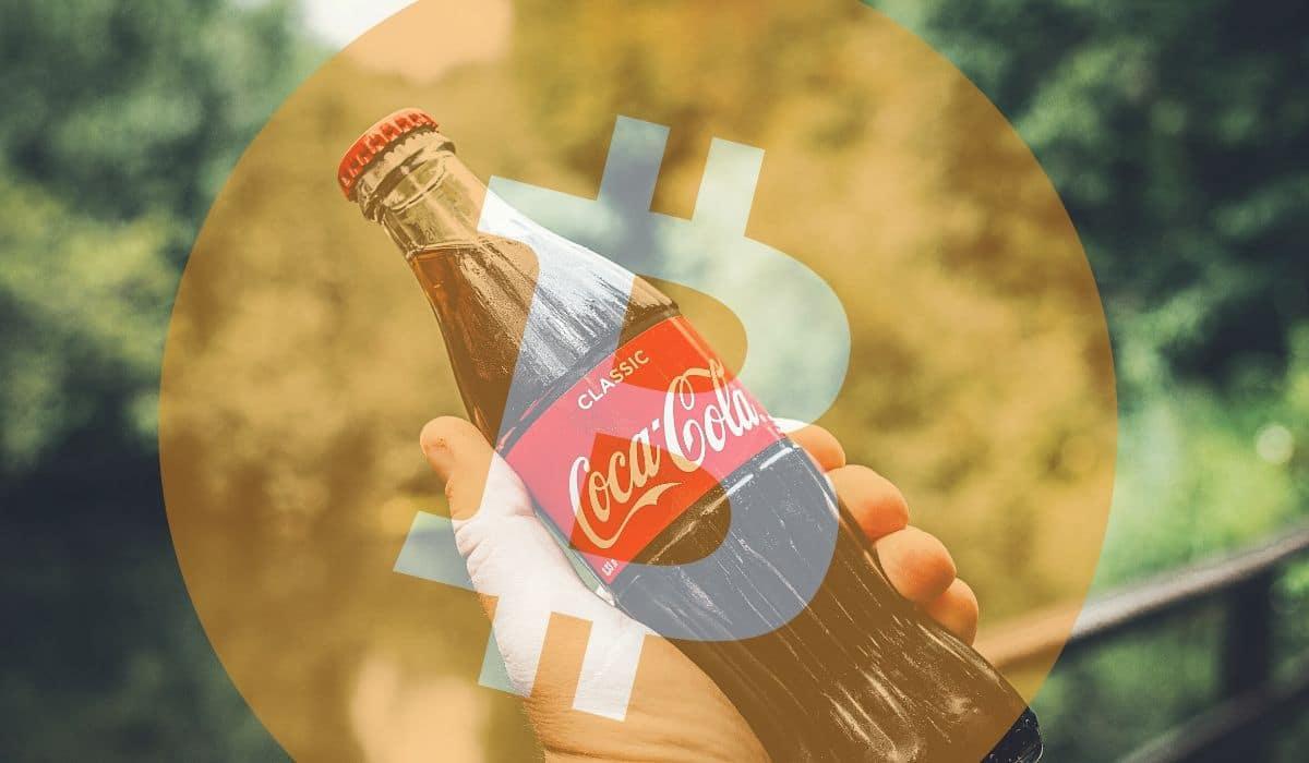 تقبل ماكينات بيع كوكا كولا في أستراليا ونيوزيلندا الآن عملات البيتكوين