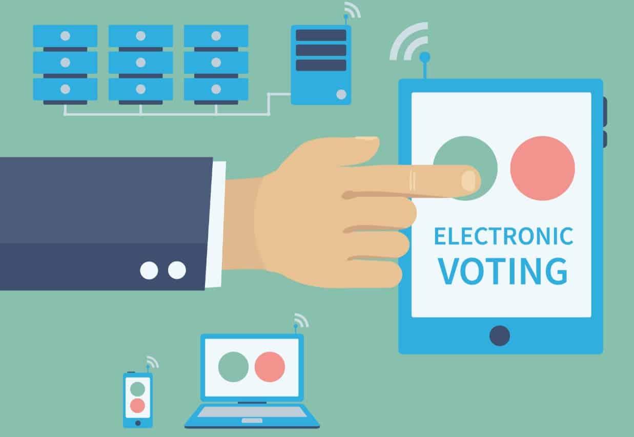 Nga sẽ cung cấp việc bỏ phiếu qua hệ thống blockchain