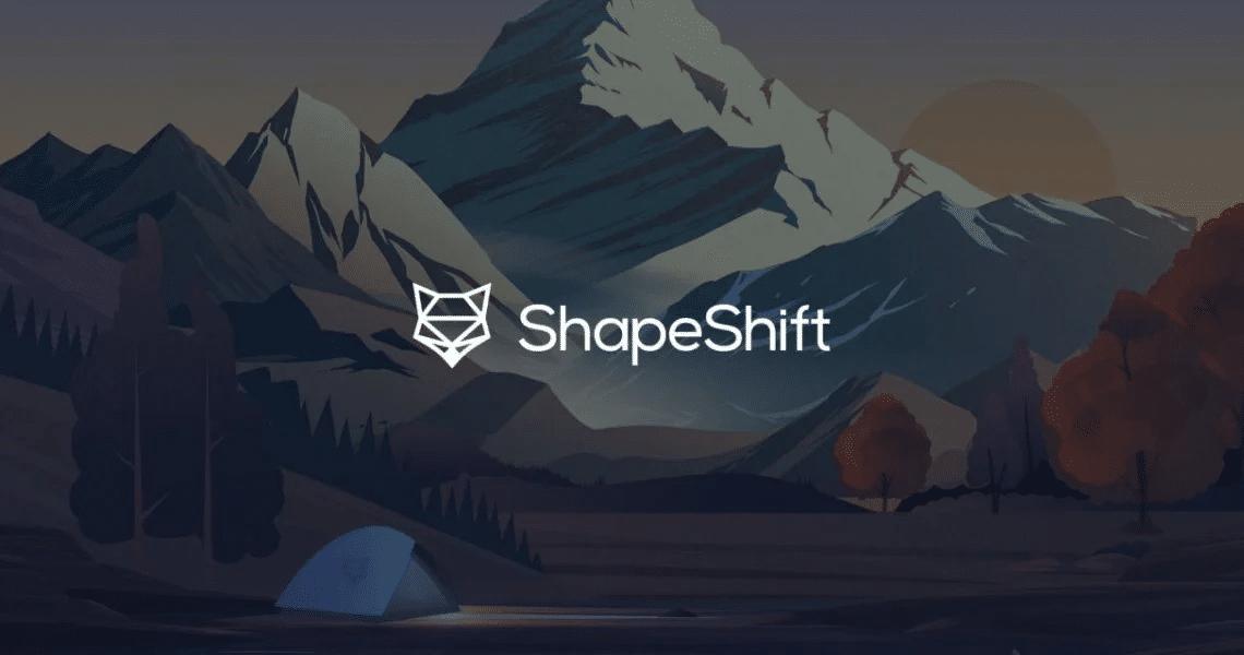 shapeshift and fintech