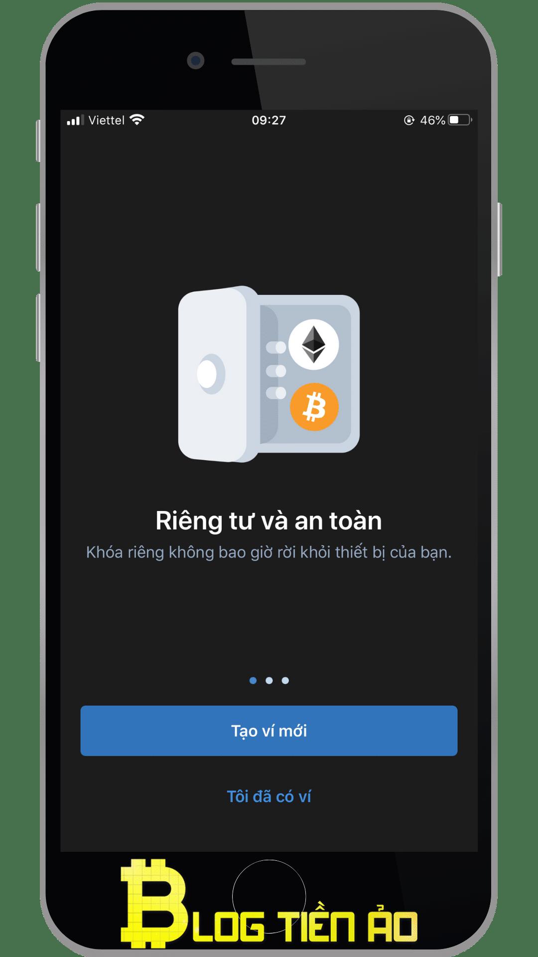 Erstellen Sie eine Trust Wallet