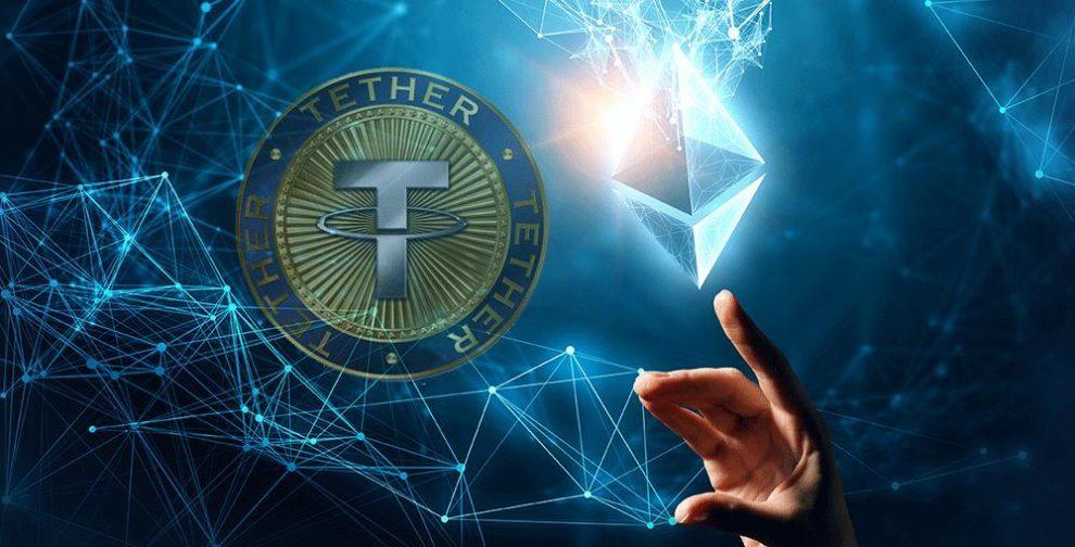 Nếu cứ như vậy sớm muộn gì Tether cũng sẽ vượt mặt Ethereum
